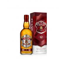 VISKIJS CHIVAS REGAL 12 Y.O. KASTĒ 40% 0.7L