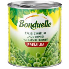 ZAĻIE ZIRNĪŠI BONDUELLE 800G