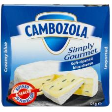 SIERS CAMBOZOLA CHAMPIGNON SIMPLY GOURMET 125G