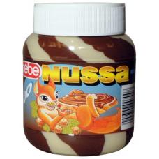 ŠOKOLĀDES KRĒMS NUSSA DUO 750G