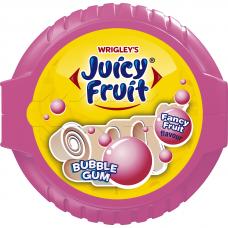 KOŠĻĀJAMĀ GUMIJA JUICY FRUITT TAPE FANCY FRUIT 56G