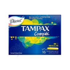 TAMPONI TAMPAX COMPAK REGULAR 16GAB.