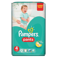 AUTIŅBIKSĪTES PAMPERS PANTS S4 9-15 KG 52GB JP !!