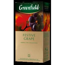 TĒJA GREENFIELD FESTIVE GRAPE 2G*25