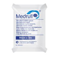 MARLE MEDRULL MEDICĪNISKĀ  NESTERILA 3MX90CM