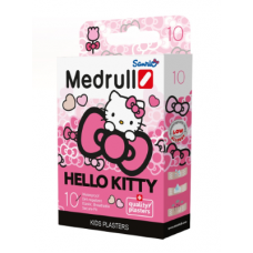 PLĀKSTERI MEDRULL HELLO KITTY 10GAB.