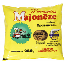 MAJONĒZE FRANCIS PROVANSAS 250G