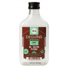DEGVĪNS TIP TOP 38% 0.2L