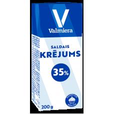 SALDAIS KRĒJUMS VALMIERA 35% 200ML UHT