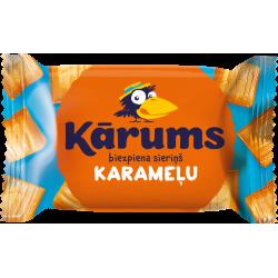BIEZPIENA SIERIŅŠ KĀRUMS KARAMEĻU 45G