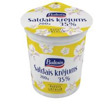 SALDAIS KRĒJUMS BALTAIS 35% 200ML