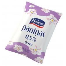 PANIŅAS BALTAIS  0.5% 900ML POLIPAKA