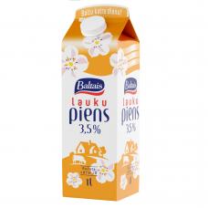 PIENS BALTAIS LAUKU 3.5% 1L