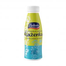 RJAŽENKA BALTAIS BEZ PIEDEVĀM BALTAIS 4% 330ML