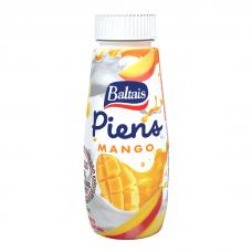 PIENS BALTAIS MANGO 250ML