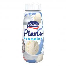 PIENS BALTAIS PLOMBĪRA 250ML
