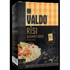 RĪSI VALDO BASMATI GOLD 4X125G