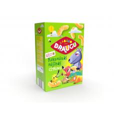 KUKURŪZAS NŪJIŅAS DRAUGU AR CITRONU GARŠU 150G