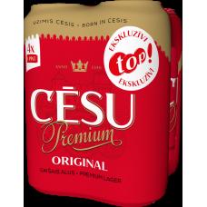 ALUS CĒSU PREMIUM PINTE TOP 5.2% 0.568LX4GB CAN