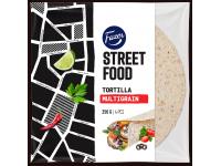 TORTILLA FAZER STREET FOOD MULTIGRAIN 250G