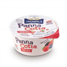 DESERTS JAUNPILS PANNA COTTA 150G