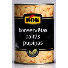 PUPIŅAS KOK BALTĀS KONS.  400G