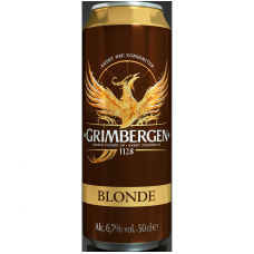 ALUS GRIMBERGEN BLONDE 6.7% 0.5L CAN