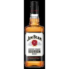 VISKIJS JIM BEAM WHITE BOURBON 40% 0.7L