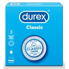PREZERVATĪVI DUREX CLASSIC 3GAB.