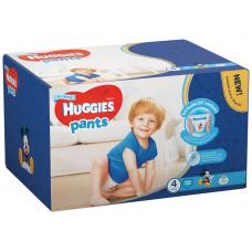 AUTIŅBIKSES HUGGIES PANTS BOY S4 BOX 9-14KG 72GAB