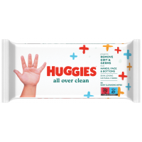 MITRĀS SALVETES HUGGIES EVERYDAY 56GB