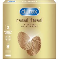 PREZERVATĪVI DUREX INTENSE REAL FEEL N3