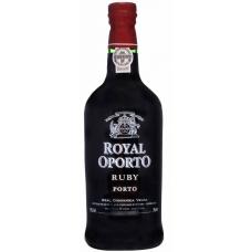 PORTVĪNS ROYAL OPORTO RUBY PORTO 19% 0.75L PORTUGĀLE