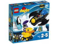LEGO DUPLO BETMENLIDAPARĀTA PIEDZĪVOJUMS 10823