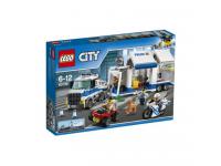 LEGO CITY MOBILAIS KOMANDCENTRS 60139