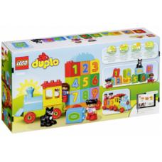 LEGO DUPLO CIPARU VILCIENS 10847