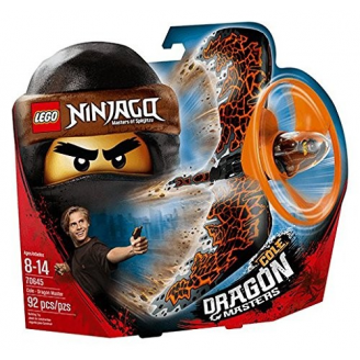 LEGO NINJAGO COLE PŪĶA MEISTARS 70645