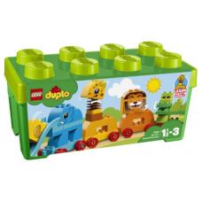 LEGO DUPLO MANS PIRMAIS DZĪVNIEKU KLUCĪŠU KOMPLEKTS 10863