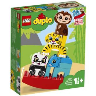 LEGO DUPLO MANI PIRMIE LĪDZSVARA DZĪVNIEKI 10884