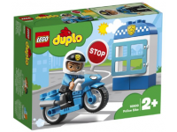 LEGO DUPLO POLICIJAS MOTOCIKLS 10900