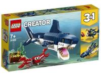 LEGO CREATOR DZIĻJŪRAS RADĪBAS 31088