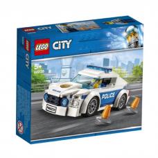 LEGO CITY POLICIJAS PATRUĻAUTO 60239