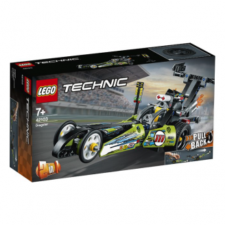 LEGO TECHNIC DRAGSTERS 42103