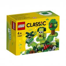 LEGO CREATIVE RADOŠIE ZAĻIE KLUCĪŠI 11007