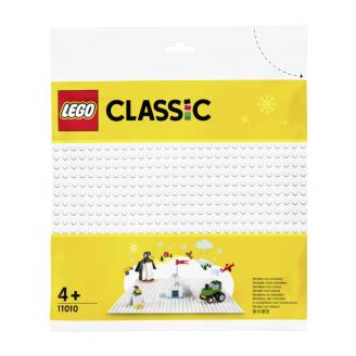 LEGO BALTĀ PAMATNE 11010