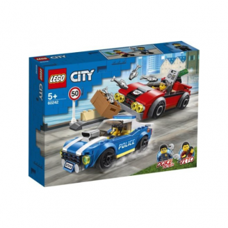 LEGO CITY POLICIJAS ARESTS 60242