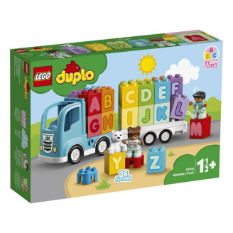 LEGO DUPLO MANS PIRMAIS ALFABĒTS 10915