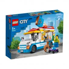 LEGO CITY SALDĒJUMA BUSIŅŠ 60253