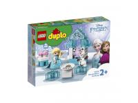 LEGO DISNEY PRINCESS  ELZAS UN OLAFA TĒJAS BALLĪTE 10920