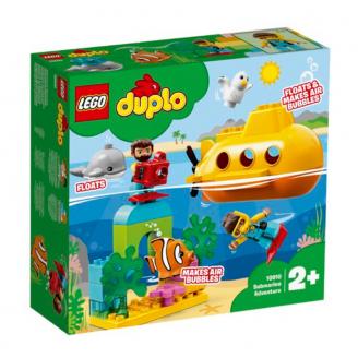 LEGO DUPLO ZEMŪDENS PIEDZĪVOJUMS 10910